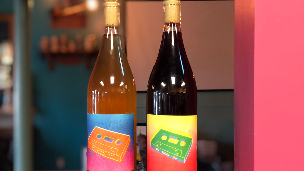 Amplify 'Mixtape' Wines