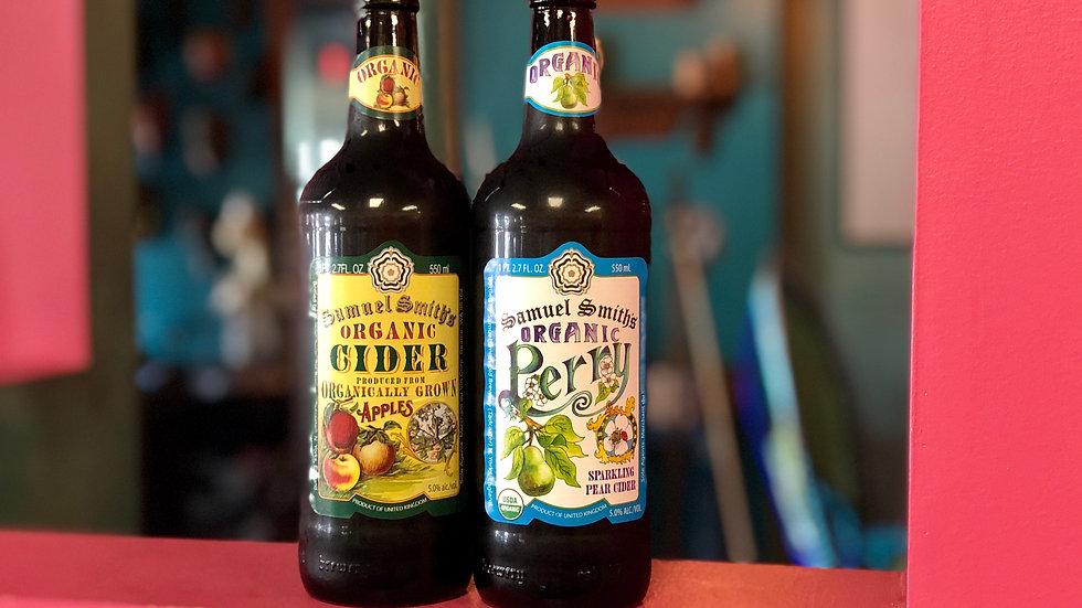 Samuel Smith's Organic Ciders