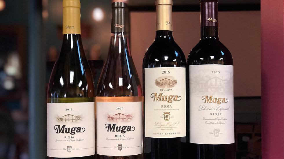 Muga Rioja Wines