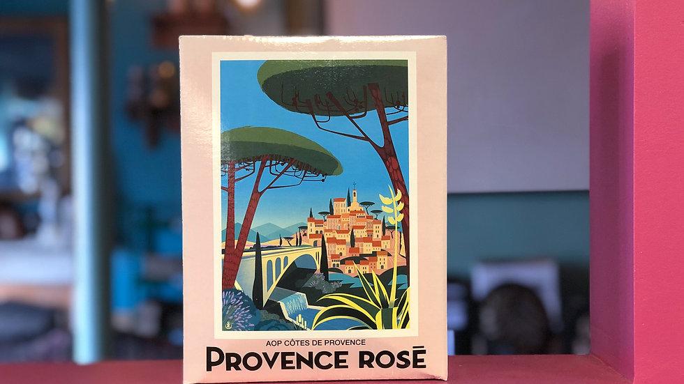 Château Montaud Provence Rosé 3L