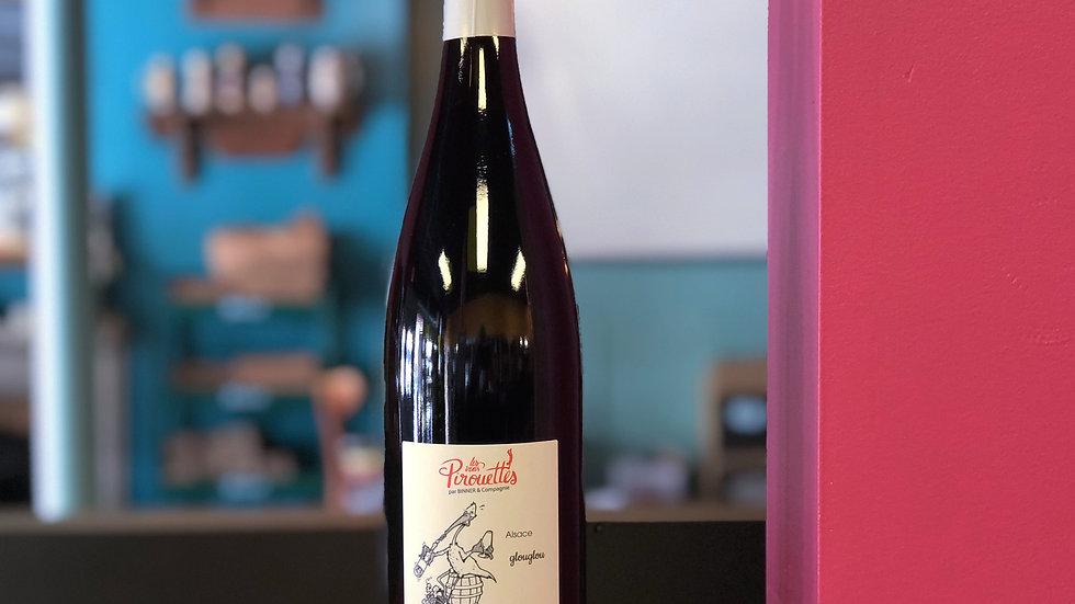 Les Vins Pirouettes by Binner & Associates 'Glou Glou' Pinot Noir 1L