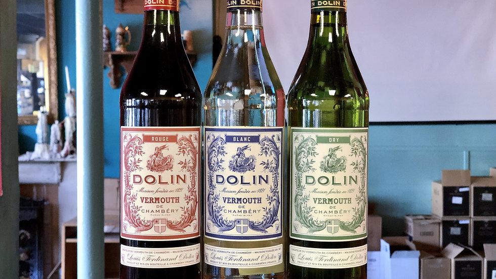 Dolin Vermouths