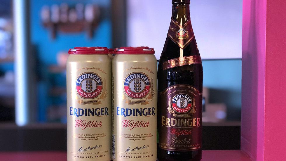 Erdinger Beers