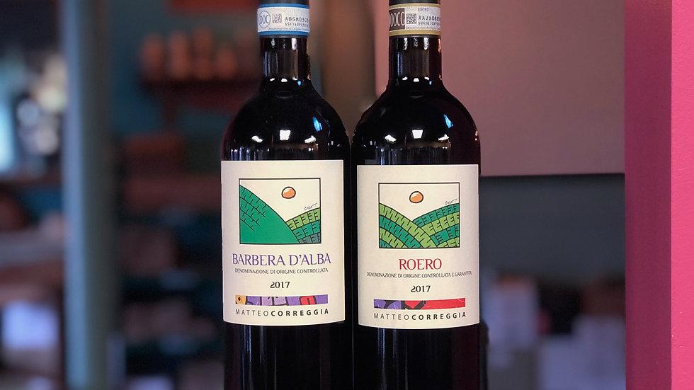 Matteo Corregia Wines