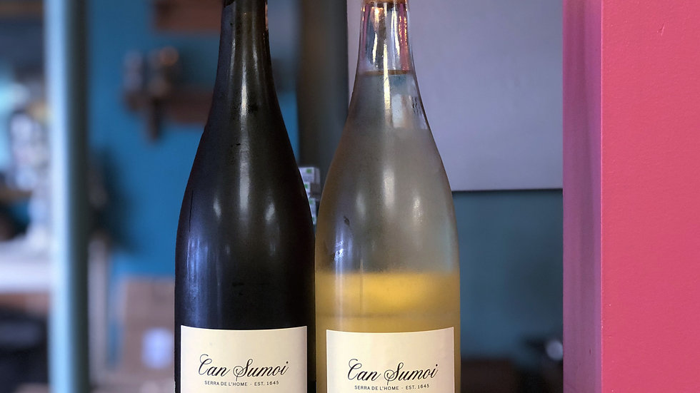 Can Sumoi Methode Ancestrale Wines