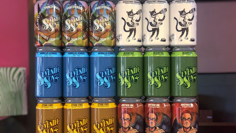 Seventh Son Beers