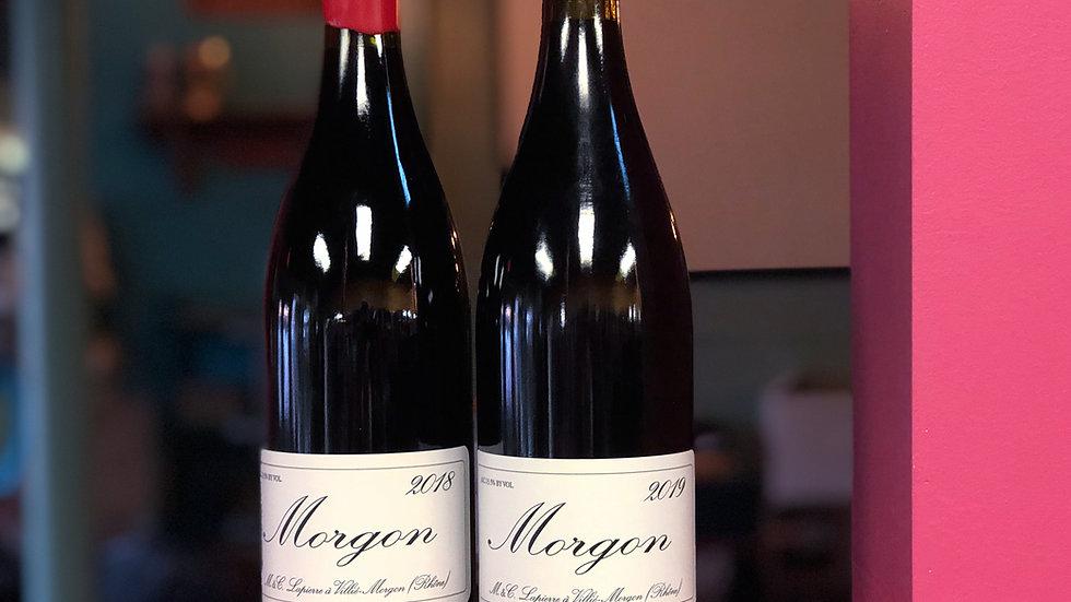 Domaine Marcel Lapierre Morgon, 750mL & Magnum