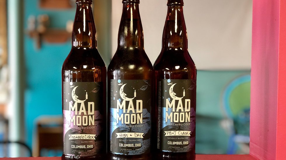 Mad Moon Craft Ciders