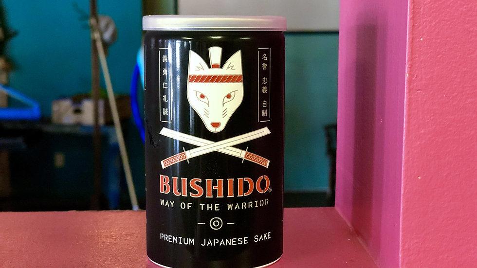 Kizakura Bushido Ginjo Genshu Sake 180ml Can