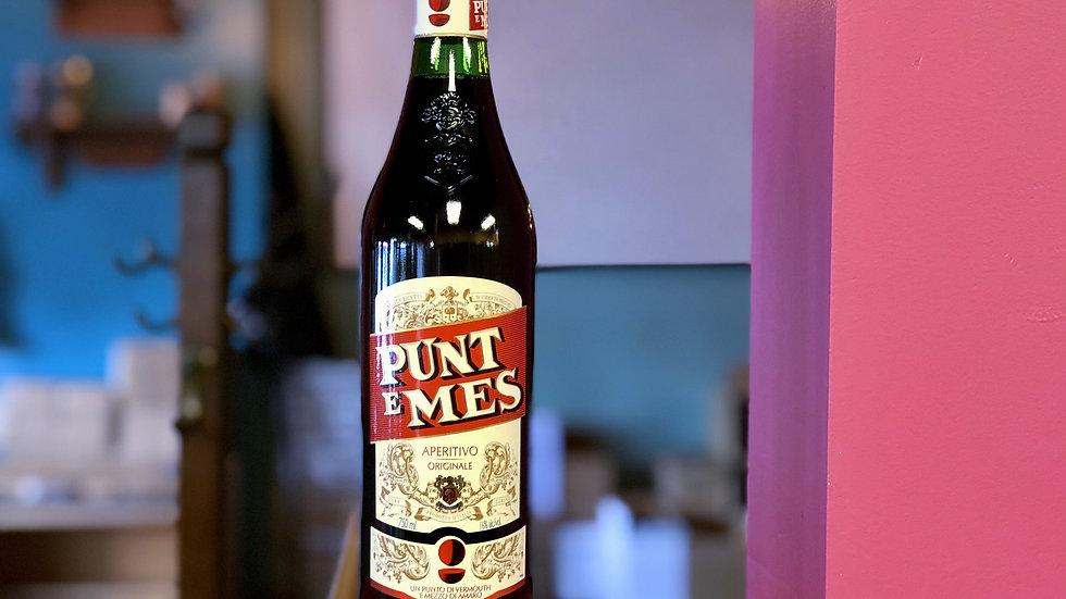 Carpano 'Punt e Mes' Vermouth
