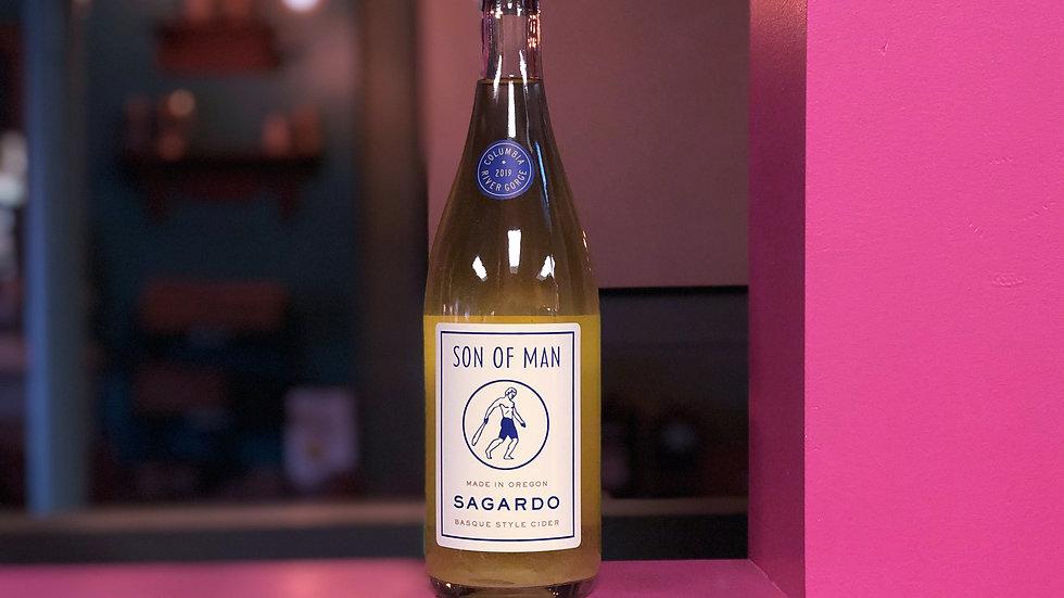 Son of Man 'Sagardo' Basque-Style Cider
