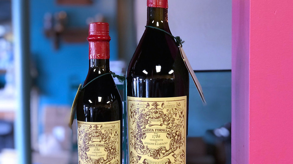 Carpano 'Antica Formula' Vermouth
