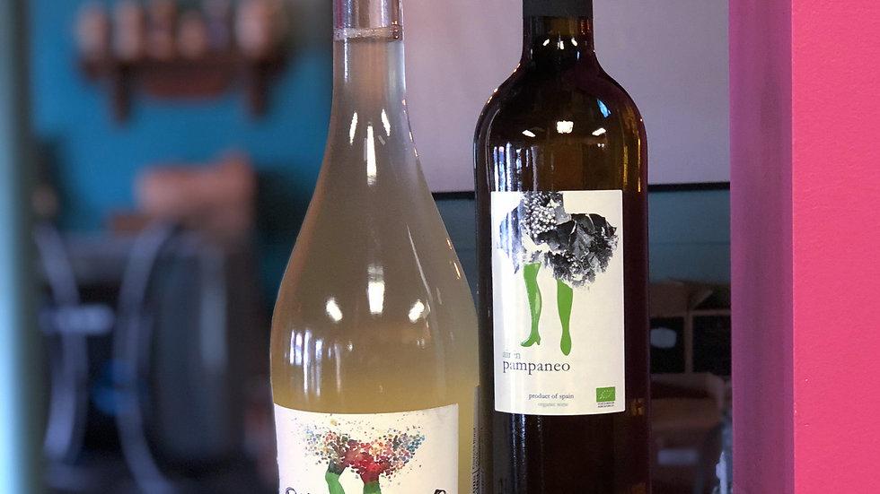 Esencia Rural 'Pampaneo' Wines