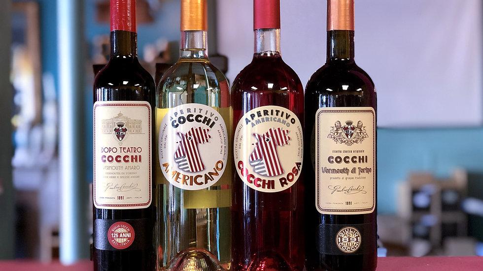 Cocchi Aromatized Wines