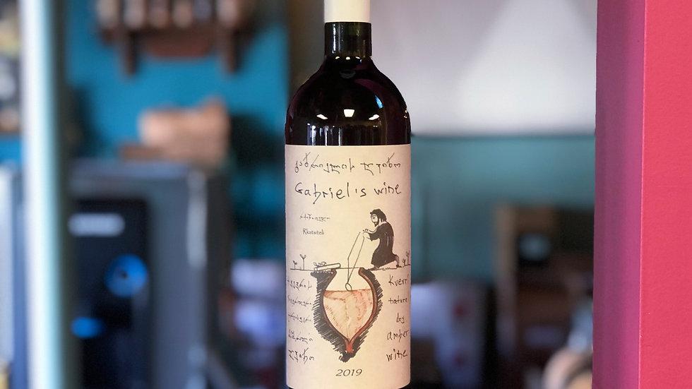 Gabriel's Wine Rkatsiteli