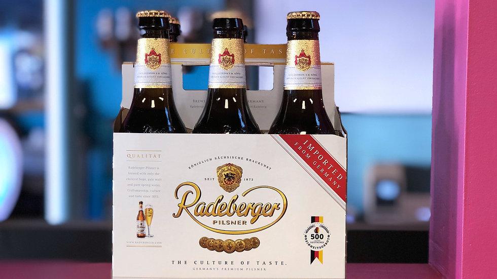 Radeberger Pilsner 6pk