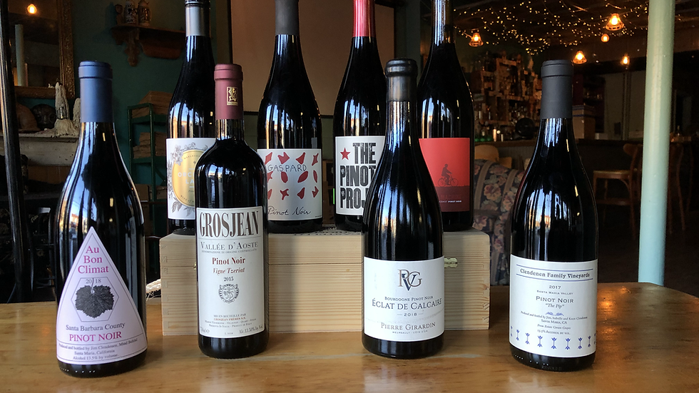 6-Pack Explore Pinot Noir
