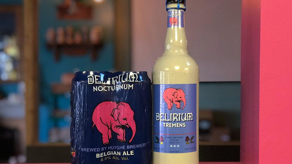 Brouwerij Huyghe 'Delerium' Beers