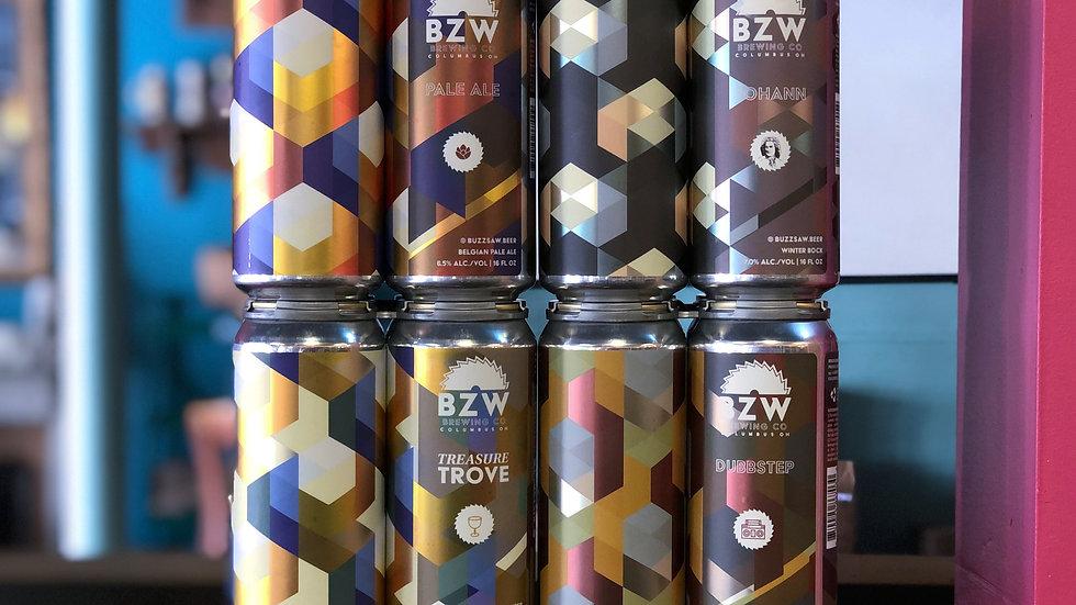 Buzzsaw Brewing Beers