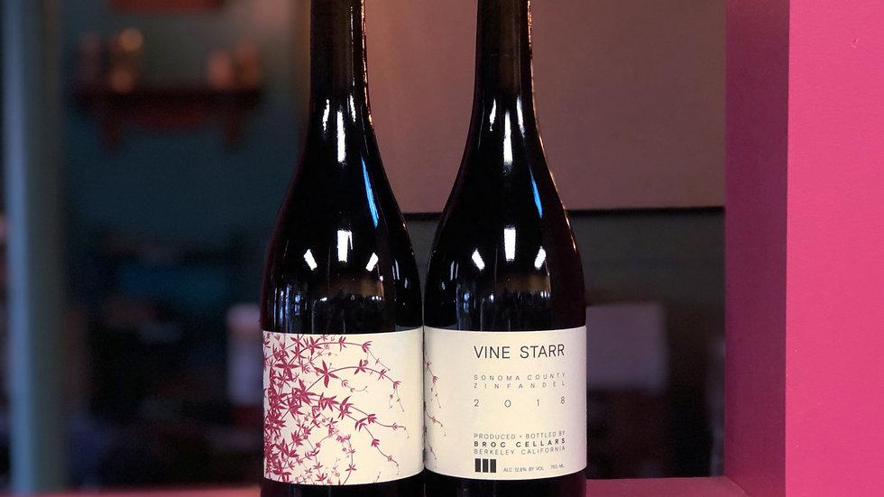Broc Cellars 'Vine Star' Zinfandel