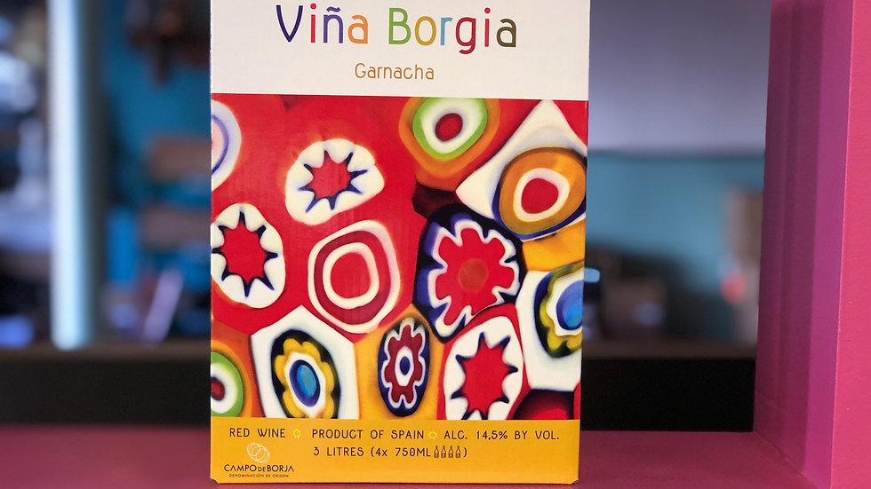 Viña Borgia Garnacha 3L