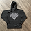 Thumbnail: Lightweight Black Hoodie