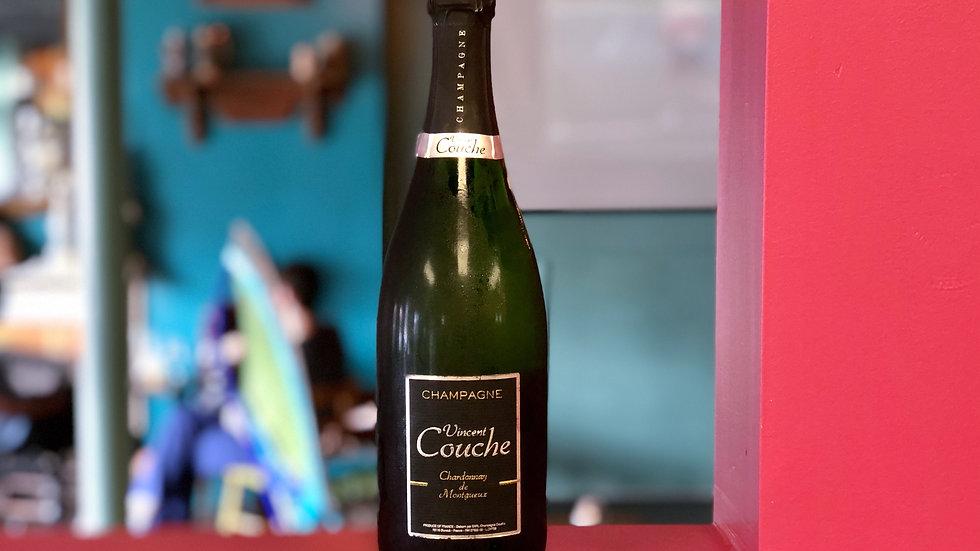 Vincent Couche Chardonnay de Montgueux Champagne