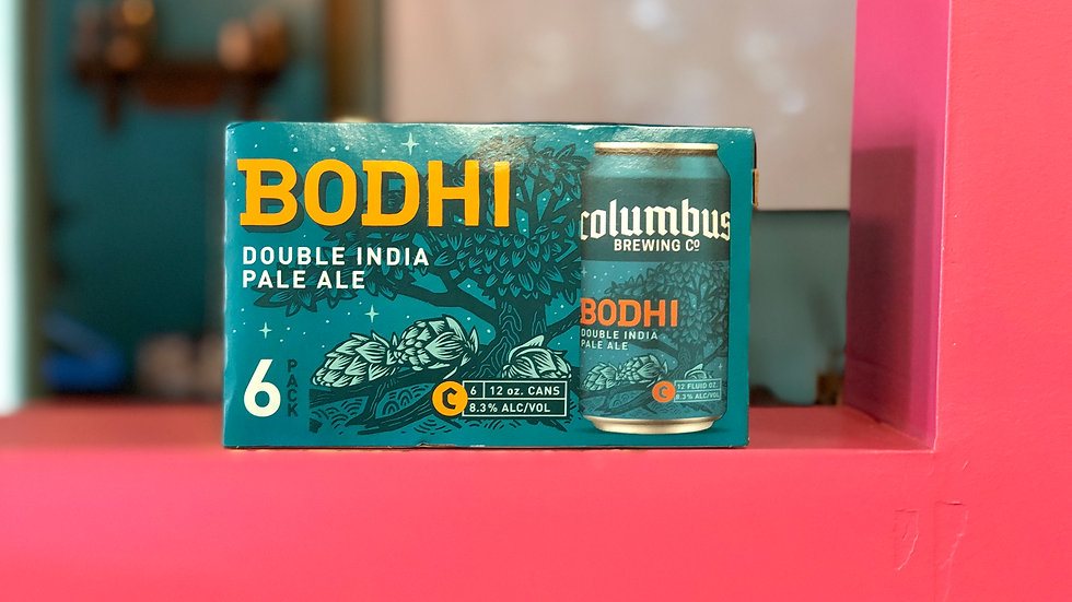 CBC Bodhi Double IPA 6-pack