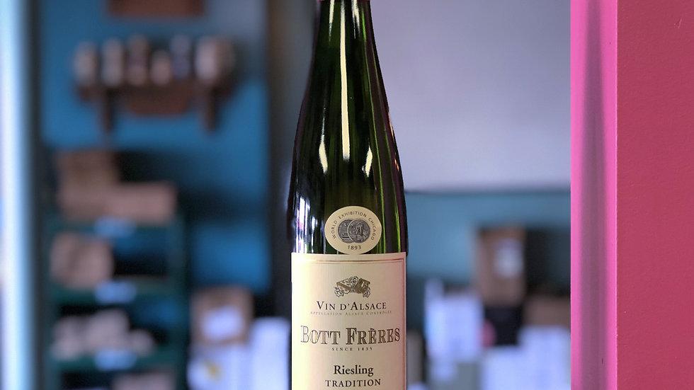 Bott-Frères Riesling Tradition Vin d'Alsace