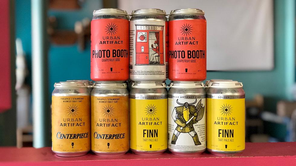 Urban Artifact Beers