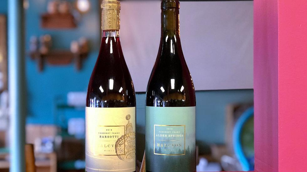 Halcyon Single Vineyard Pinot Noirs