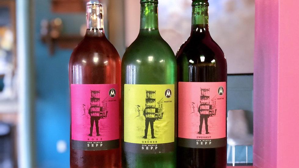 Zum Martin Sepp Wines