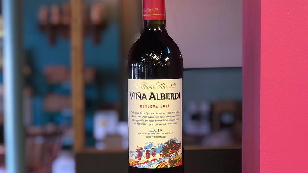 La Rioja Alta 'Viña Alberdi' Rioja Reserva