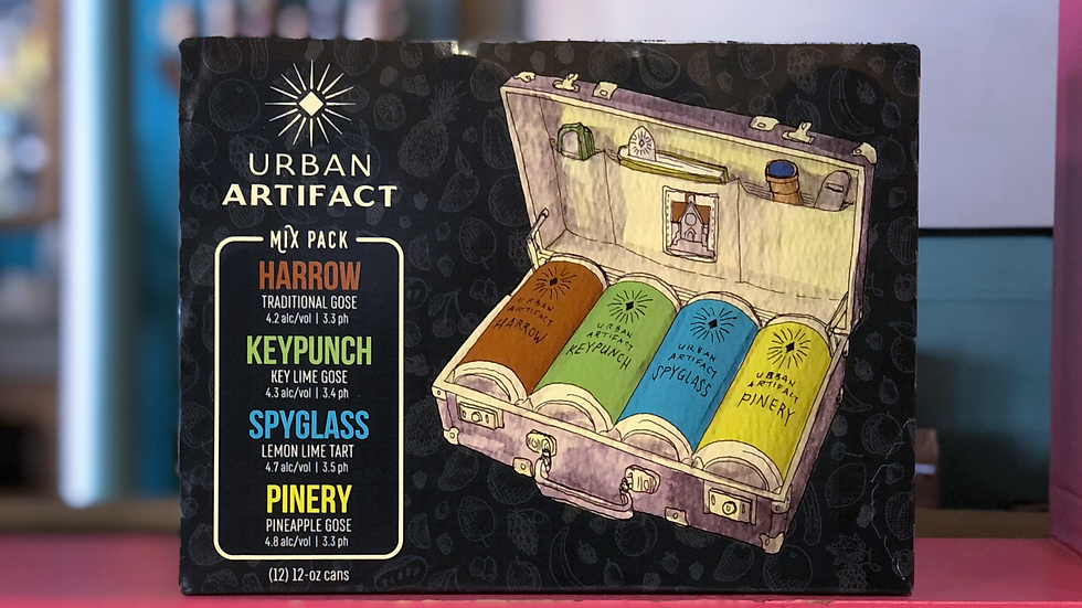 Urban Artifact Sour Mix Pack