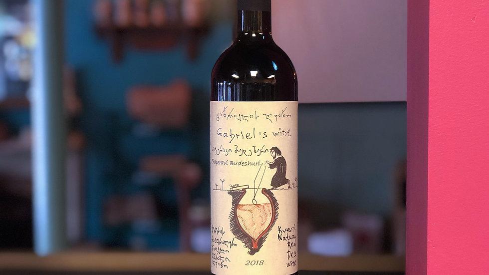 Gabriel's Wine Saperavi