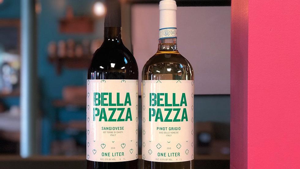 Bella Pazza Wines 1L