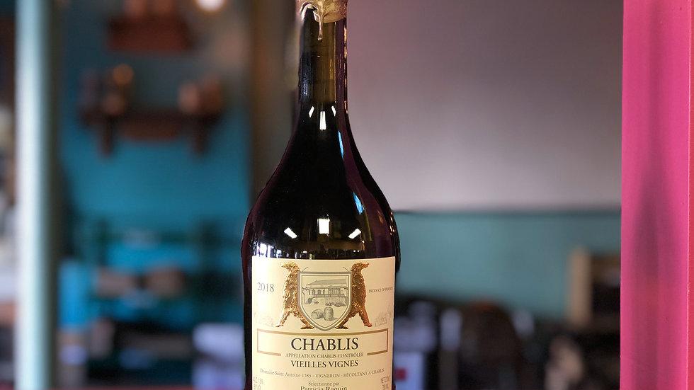 Patricia Raquin Chablis Vielles Vignes