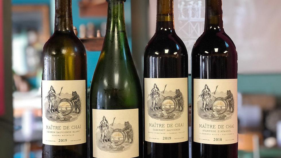 Maitre De Chai Wines