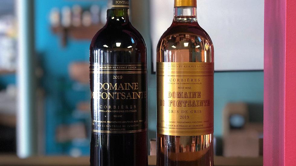 Domaine de Fontsainte Wines