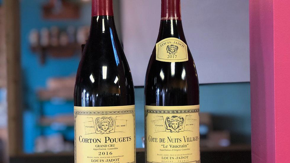 Louis Jadot Red Burgundies