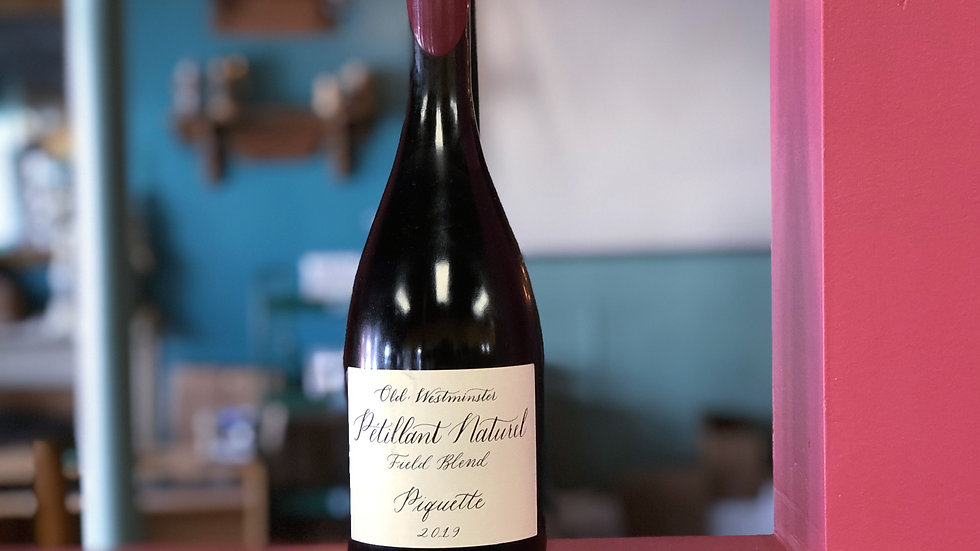 Old Westminster Piquette Field Blend