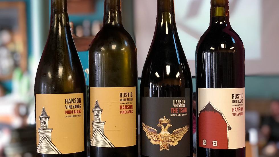 Hanson Vineyards Wines