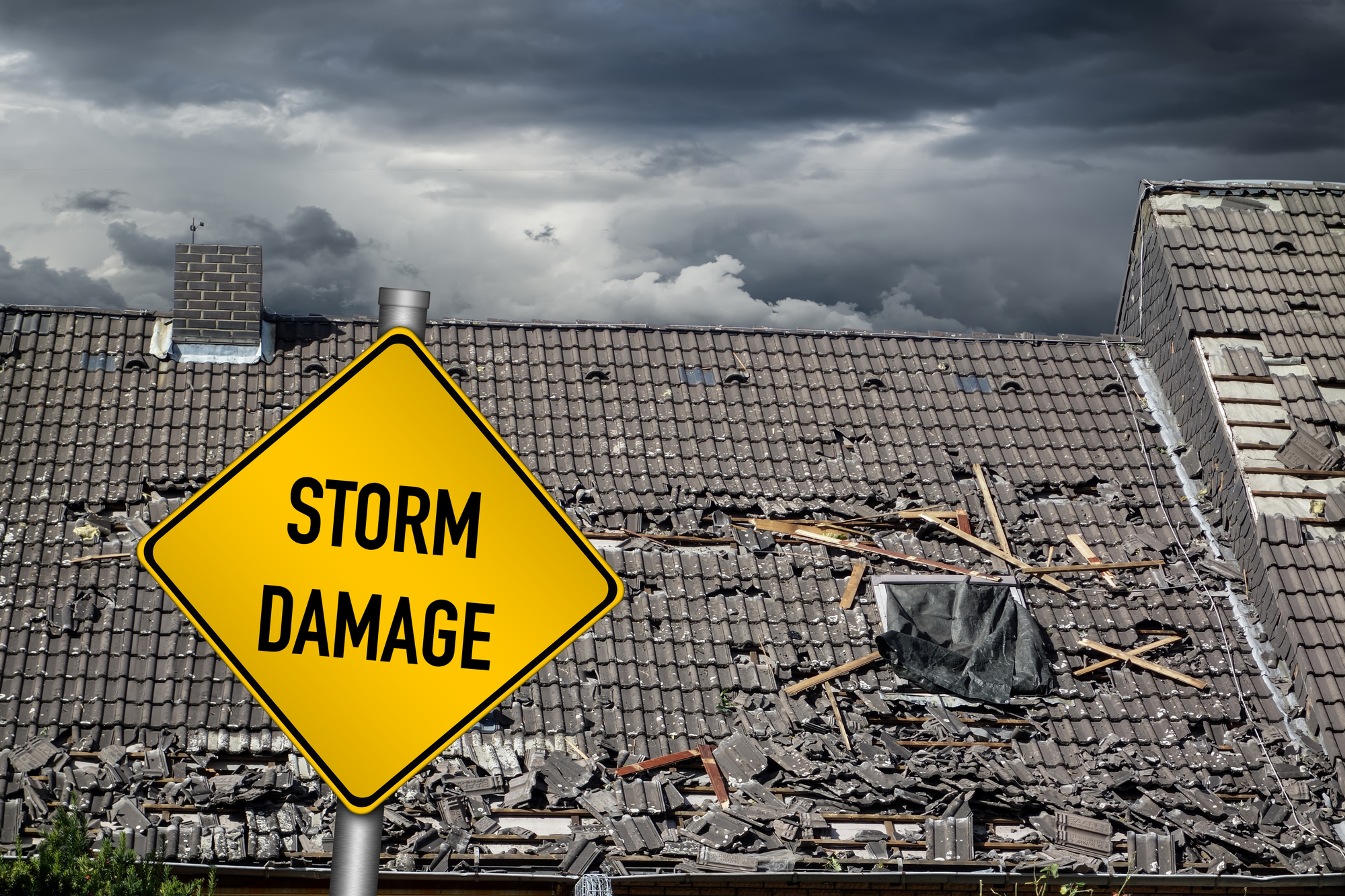 Storm Damage Inspections & Estimates