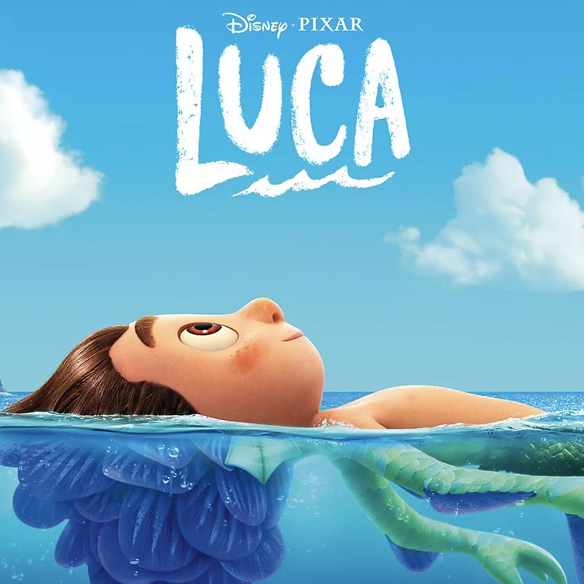 Movie Night Under the Stars - Luca