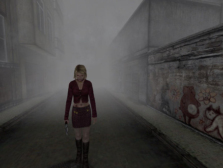 Silent Hill 2 Review coming soon