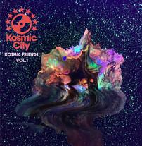 Kosmic City Friends Vol. 1