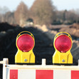 Vollsperrung Ackergasse wegen Stromleitungs-montagearbeiten