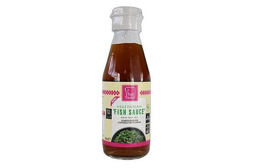 Thai vegetarian 'fish' Sauce (nam pla jey) 180ml by Thai Taste