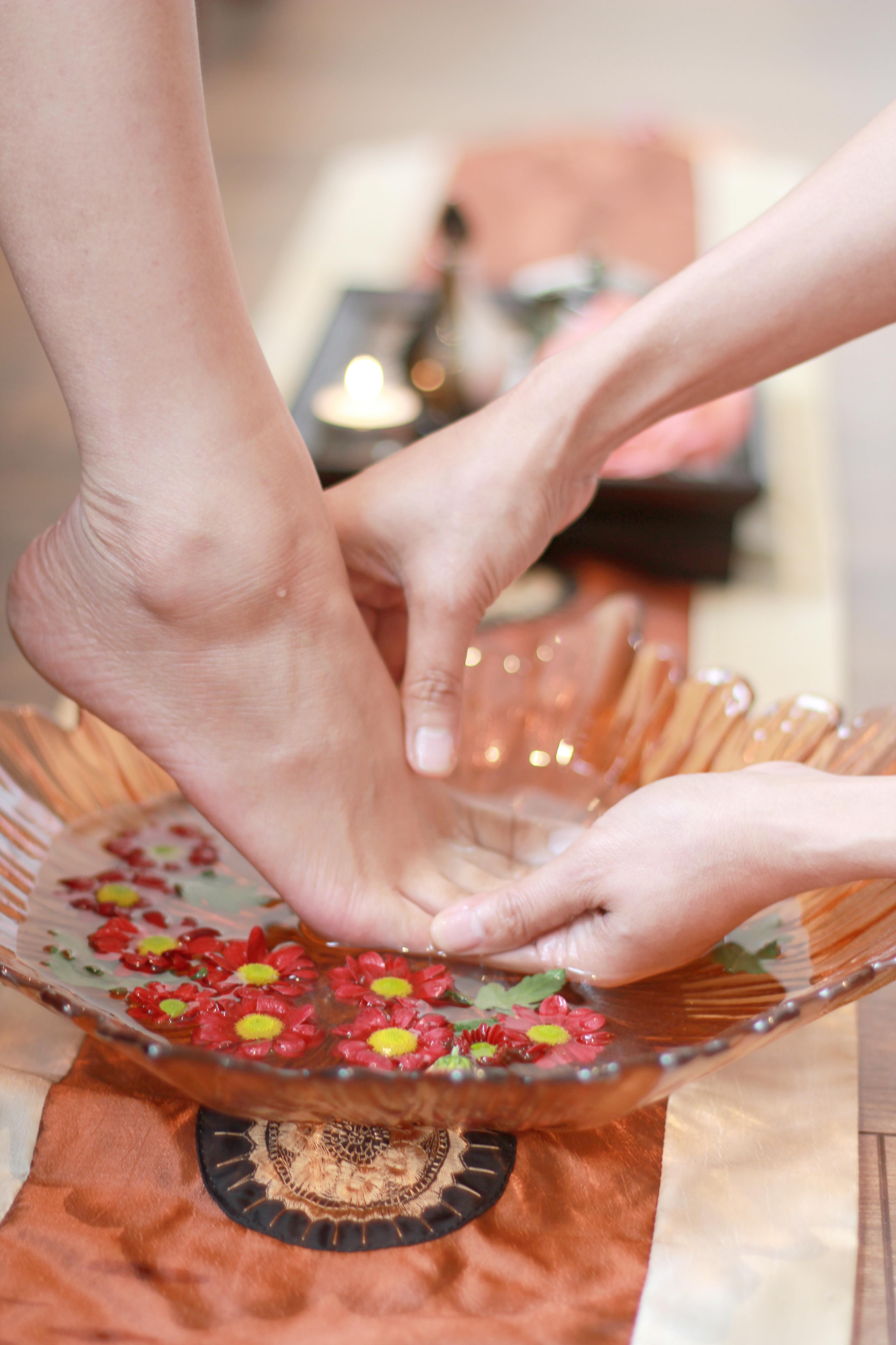 Thai Foot Massage - 30 Min