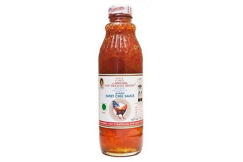 hai sweet chilli sauce (750ml) by Maepranom